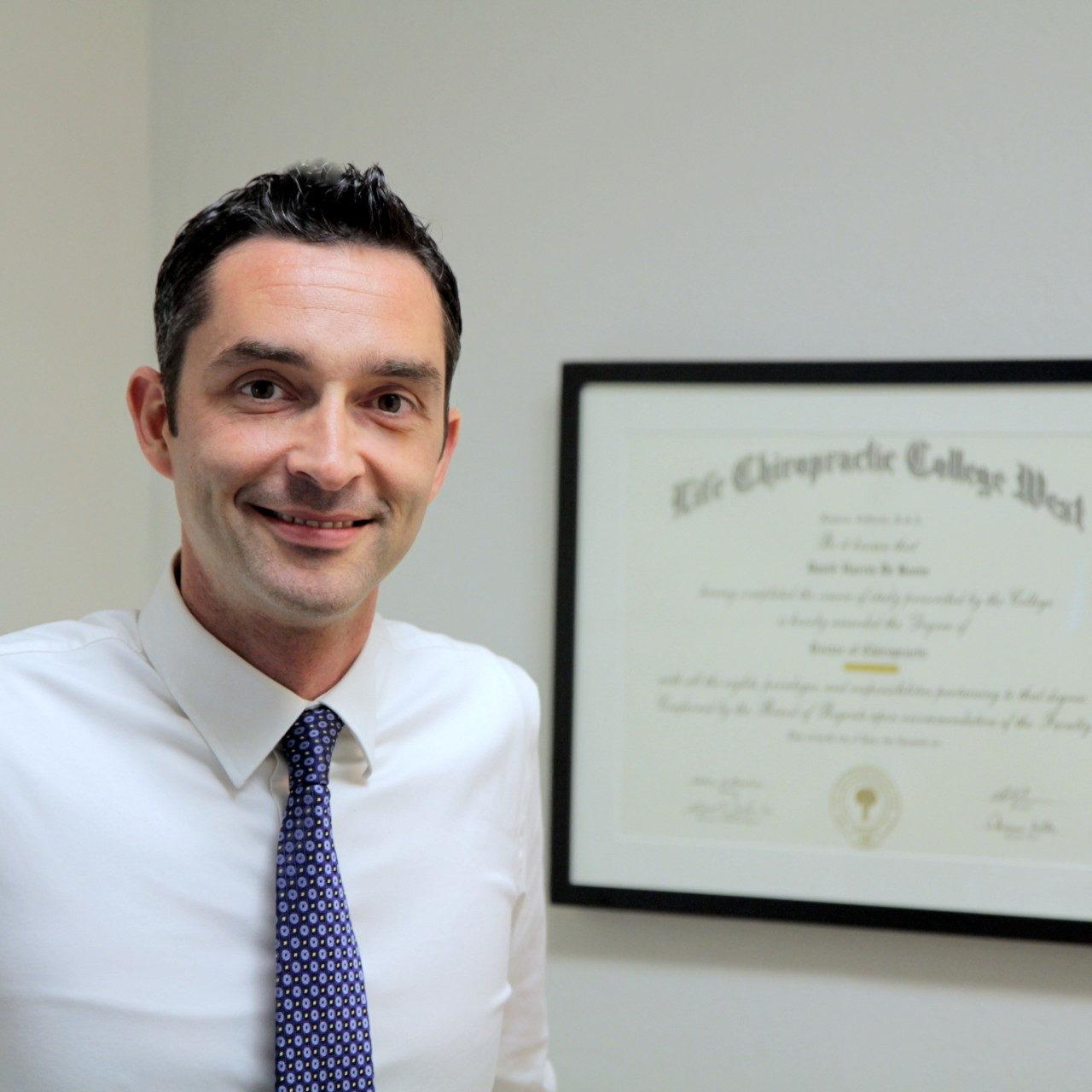 Dr. David De Bonis